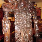 Detail Armlehnsessel